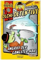 Olchi-Detektive. Angriff der Gangster-Haie