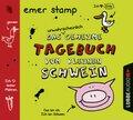 Das unwahrscheinlich geheime Tagebuch vom kleinen Schwein, Audio-CD - Bd.1
