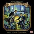 Sherlock Holmes - Die fünf Orangenkerne, Audio-CD