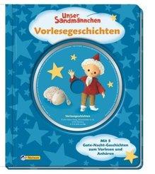 Unser Sandmännchen: Vorlesegeschichten mit CD, m. 1 Audio-CD