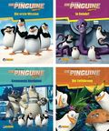 Dreamworks Die Pinguine aus Madagascar 1-4 (24 Expl.)