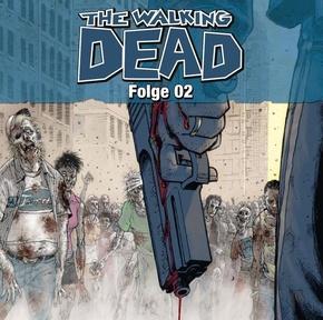 The Walking Dead, Audio-CD - Tl.2