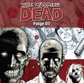The Walking Dead, Audio-CD - Tl.1