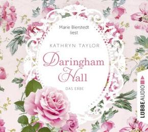 Daringham Hall - Das Erbe, 4 Audio-CDs
