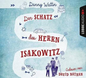 Der Schatz des Herrn Isakowitz, 5 Audio-CDs