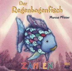 Der Regenbogenfisch - Zahlen