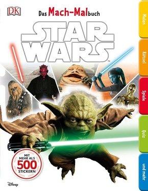 Das Mach-Malbuch. Star Wars