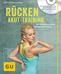 Rücken-Akut-Training, m. DVD