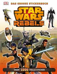 Star Wars™ Rebels - Das große Stickerbuch