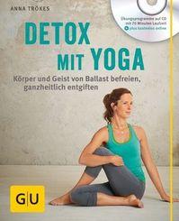 Detox mit Yoga, m. Audio-CD