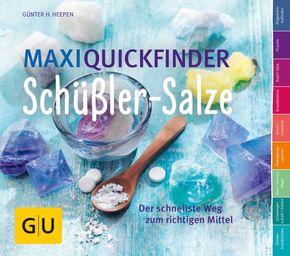 Maxi-Quickfinder Schüßler-Salze
