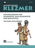 Klezmer - Das kleine Ensemble, für Klarinette, Bass-Klarinette und Begleitung, m. Audio-CD