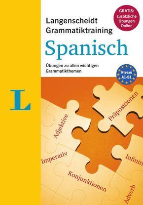 Langenscheidt Grammatiktraining Spanisch