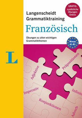 Langenscheidt Grammatiktraining Französisch