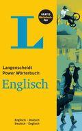 Langenscheidt Power Wörterbuch Englisch