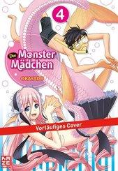 Die Monster Mädchen - Bd.4