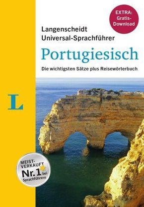 Langenscheidt Universal-Sprachführer Portugiesisch