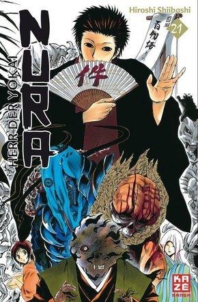 Nura - Herr der Yokai - Bd.21