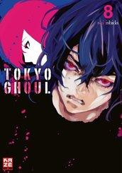 Tokyo Ghoul - Bd.8