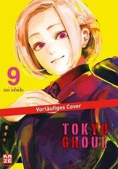 Tokyo Ghoul - Bd.9