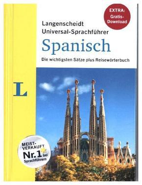Langenscheidt Universal-Sprachführer Spanisch