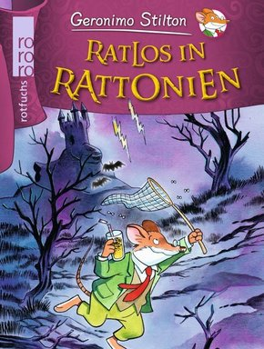 Geronimo Stilton - Ratlos in Rattonien