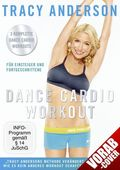Tracy Anderson - Dance Cardio Workout, 3 DVDs