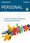 Altenheim Thema Personal