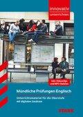 Mündliche Prüfungen Englisch, m. CD-ROM