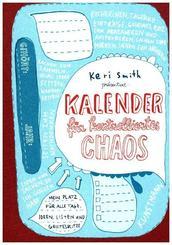 Kalender für kontrolliertes Chaos