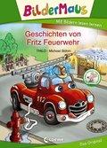 Bildermaus - Geschichten von Fritz Feuerwehr