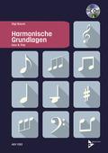 Harmonische Grundlagen, m. MP3-CD