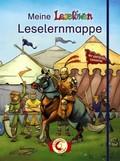 Meine Leselöwen-Leselernmappe (Ritter)