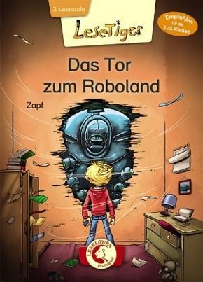 Das Tor zum Roboland