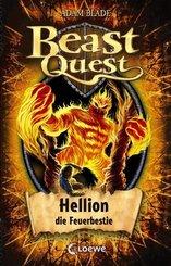 Beast Quest - Hellion, die Feuerbestie