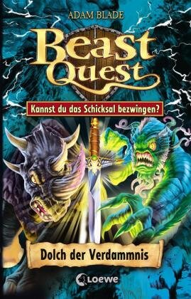 Beast Quest - Dolch der Verdammnis