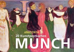 Edvard Munch, Postkartenbuch