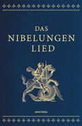 Das Nibelungenlied - Die beeindruckende Heldensage in feinem Cabra-Leder.