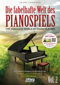 Die fabelhafte Welt des Pianospiels, m. Audio-CD - Bd.2