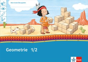 Mein Indianerheft: Geometrie Klasse 1/2