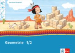 Mein Indianerheft: Mein Anoki-Übungsheft - Geometrie Klasse 1/2