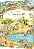 Mein erstes Wimmelbuch - Tiere aus aller Welt