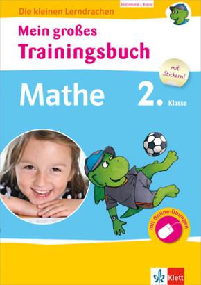 Mein großes Trainingsbuch Mathe 2. Klasse
