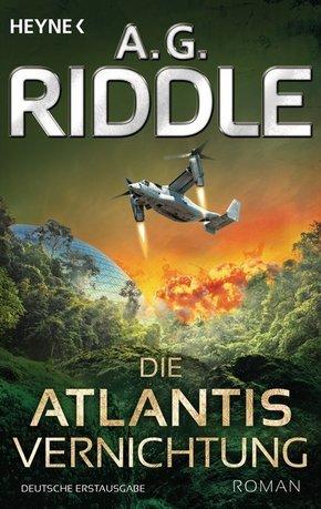 Die Atlantis-Vernichtung