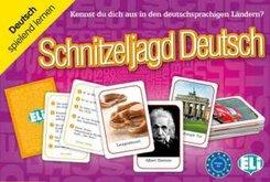 Schnitzeljagd Deutsch (Spiel)