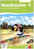 Der Nussknacker, Ausgabe Bayern (2014): 4. Schuljahr, Mein Arbeitsheft mit CD-ROM
