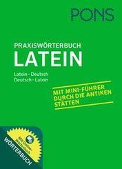 PONS Praxiswörterbuch Latein