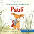 Die schönsten Geschichten von Pauli, 1 Audio-CD