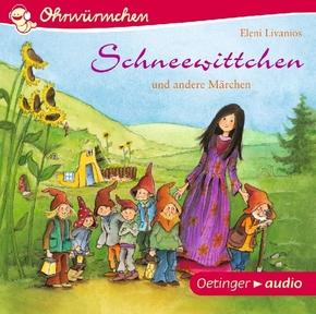 Schneewittchen und andere Märchen, Audio-CD