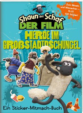 Shaun das Schaf - Der Film. Herde im Großstadtdschungel
